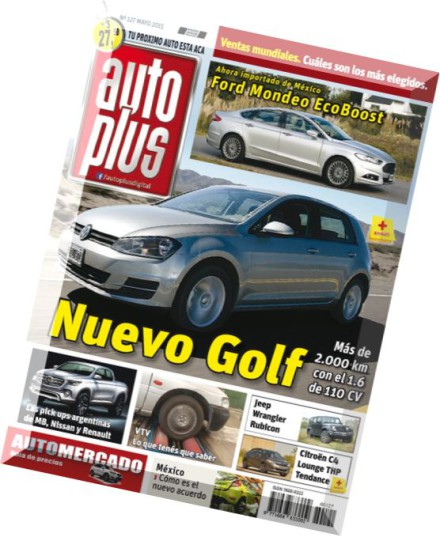 download auto plus spain mayo 2015 pdf magazine. Black Bedroom Furniture Sets. Home Design Ideas
