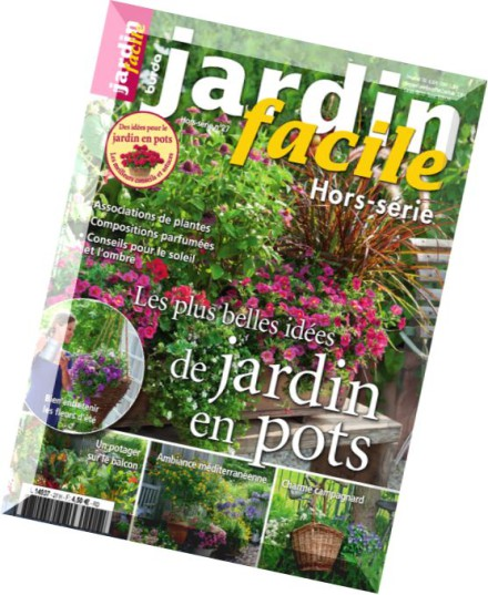 Download jardin facile hors serie n 27 pdf magazine for Jardin facile cognac