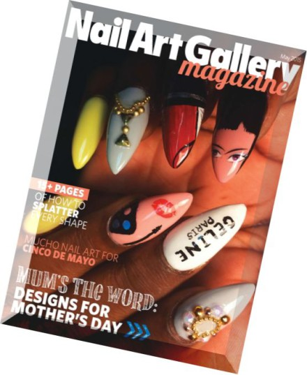 Download Nail Art Gallery Magazine