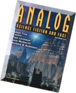 Analog Science Fiction and Fact – November 2011