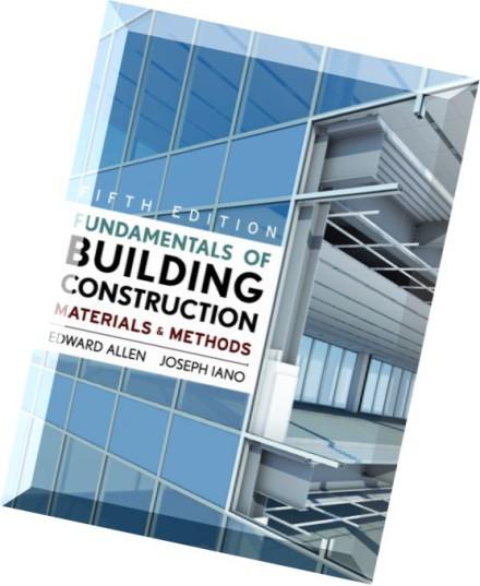 Building Construction Practices : Download fundamentals of building construction materials