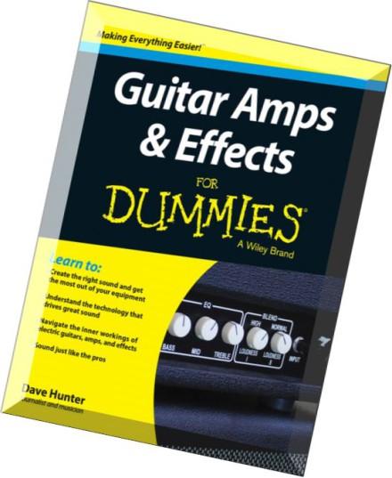 download guitar amps effects for dummies pdf magazine. Black Bedroom Furniture Sets. Home Design Ideas