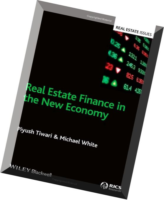 Real Estate Finance : Download real estate finance in the new economy pdf magazine
