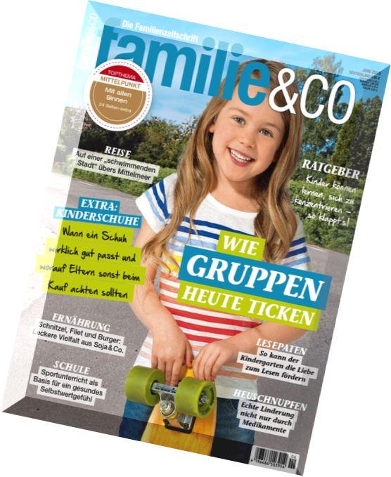 download familie und co die familienzeitschrift juni n 06 2015 pdf magazine. Black Bedroom Furniture Sets. Home Design Ideas