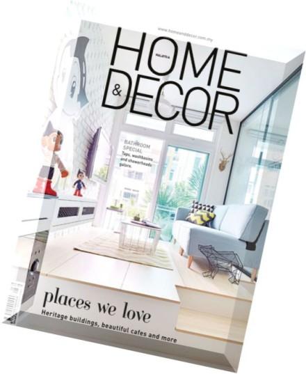 Download Home Decor Malaysia May 2015 Pdf Magazine