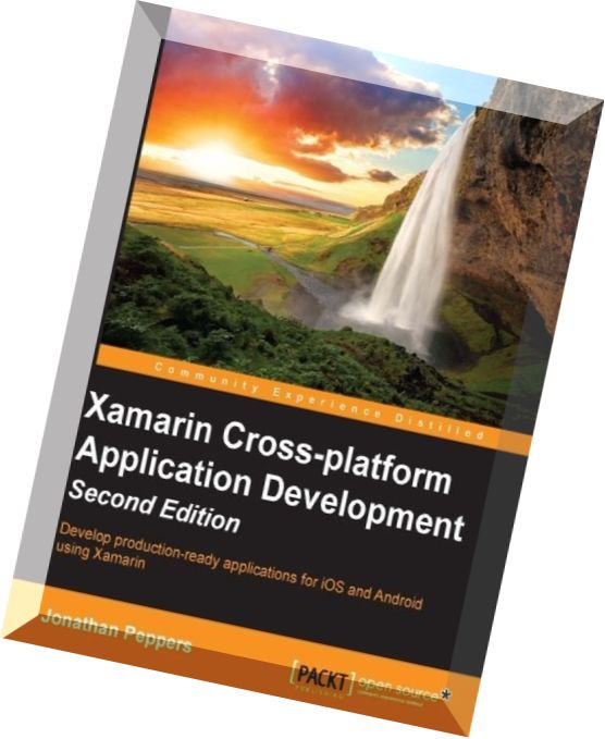 how to create second page xamarin cross platform