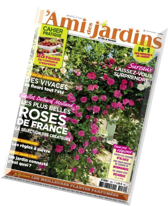 Download l ami des jardins et de la maison n 1055 juin 2015 pdf magazine - Magazine maison et jardin ...