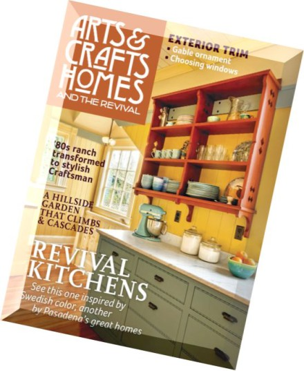 Download arts crafts homes summer 2015 pdf magazine for Arts and crafts home magazine