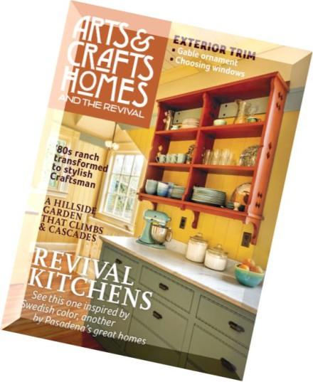 Download Arts Crafts Homes Summer 2015 Pdf Magazine
