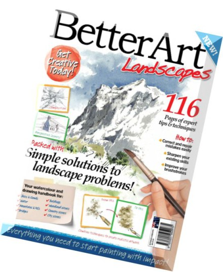 Download Better Art Magazine Issue Landscapes 2015 Pdf