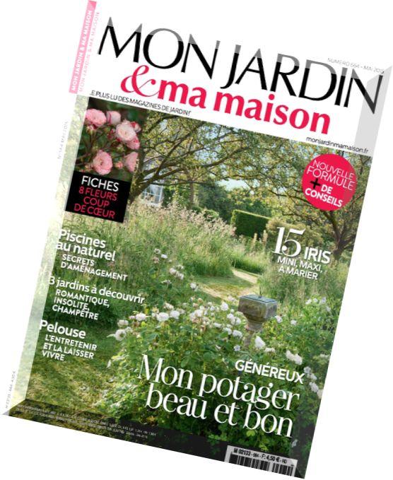 Download mon jardin ma maison n 664 mai 2015 pdf for Maison jardin magazine