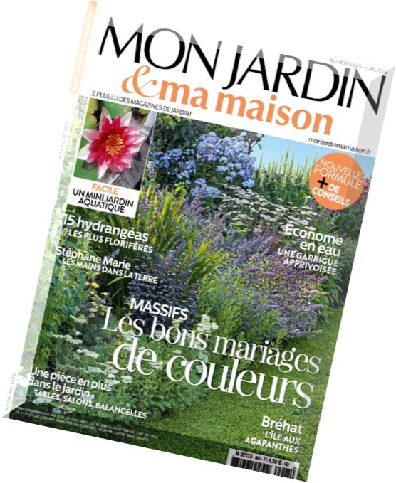 download mon jardin ma maison n 665 juin 2015 pdf magazine. Black Bedroom Furniture Sets. Home Design Ideas