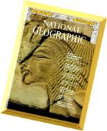 National Geographic Magazine 1970-11, November