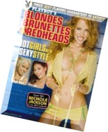 Playboy's Blondes Brunettes and Redheads 2007