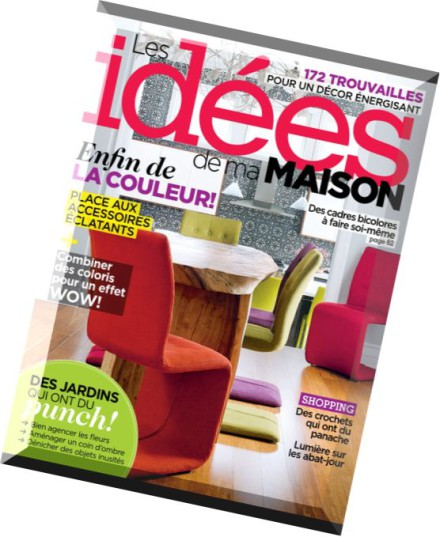 Download les idees de ma maison juin 2015 pdf magazine for Maison idees magazine