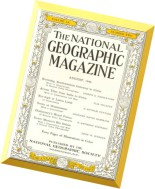 National Geographic Magazine 1946-08, August