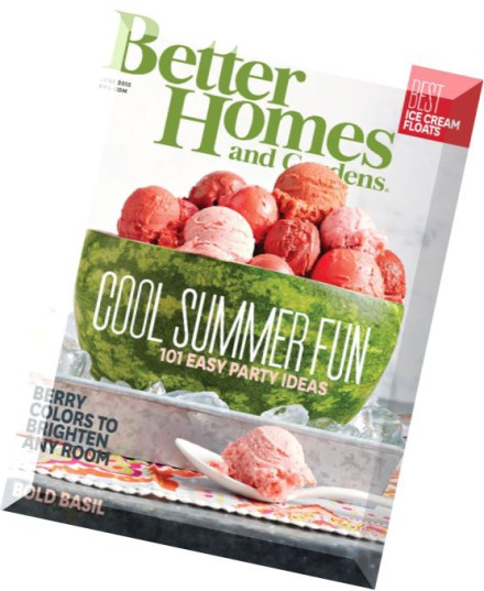 Download Better Homes And Gardens Usa June 2015 Pdf