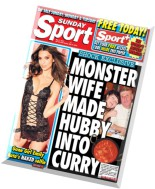 Sunday Sport - 17 May 2015