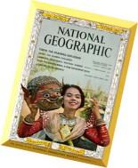 National Geographic Magazine 1964-10, October