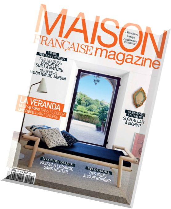Download maison francaise juin 2015 pdf magazine for Magazine maison francaise