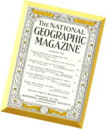 National Geographic Magazine 1955-08, August