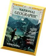 National Geographic Magazine 1968-05, May