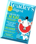 Reader's Digest International - April 2015
