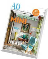 AD Architectural Digest Germany - Juni 2015