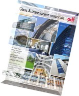 Architects Datafile (ADF) - Glass & translucent materials Supplement - February 2015