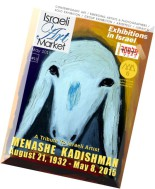 Israeli Art Market - Issue 13, May 2015