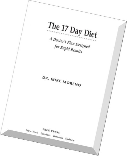 Diet Plan The 17 Day Diet Plan