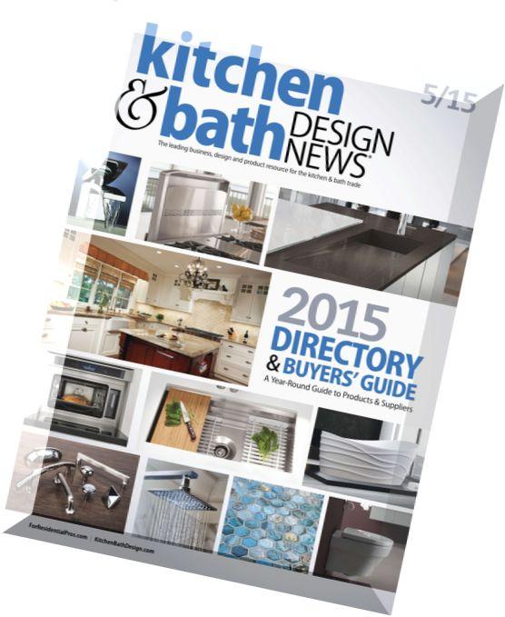 Download Kitchen Bath Design News May 2015 Pdf Magazine