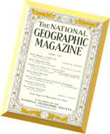 National Geographic Magazine 1947-04, April