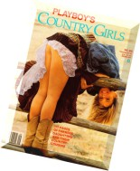 Playboy's Country Girls - September-October 1987