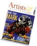 Artists & Illustrators - July 2015