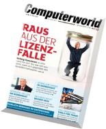 Computerworld Schweiz N 08, 22 Mai 2015