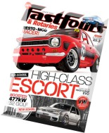 Fast Fours & Rotaries - June 2015