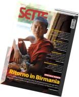 Il Corriere della Sera Sette - 22.05.2015