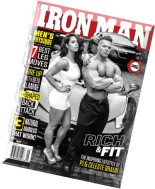 Iron Man Magazine - May 2015