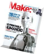 MAKE Magazine Vol.45, 2015