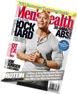 Men's Health USA - June 2015