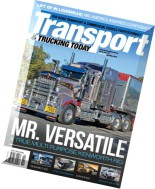 Transport & Trucking Today - April-May 2015