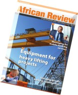 African Review - June 2015