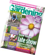Amateur Gardening - 30 May 2015