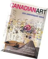 Canadian Art - Fall 2009