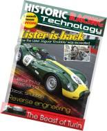 Historic Racing Technology - Summer 2014
