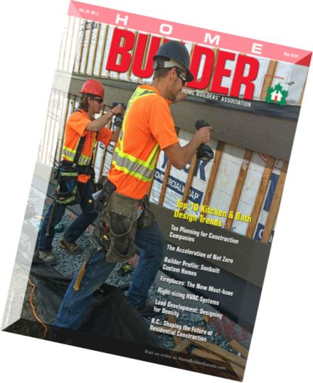 Download home builder magazine may june 2015 pdf magazine for Home building magazines