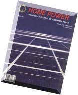 Home Power Magazine - Issue 030 - 1992-08-09