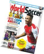 World Soccer - June 2015