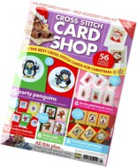 Cross Stitch Card Shop 062